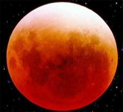 Lunar Eclipse - source Aip.org