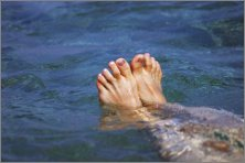 Going barefoot is usually saved for those special relaxing moments, but should it be?