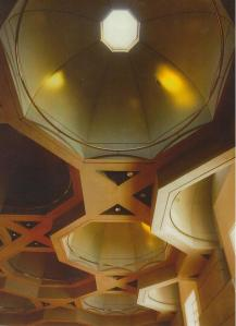 The Octagonal Domes, Photo: Bruno Freschi Collection, 1985