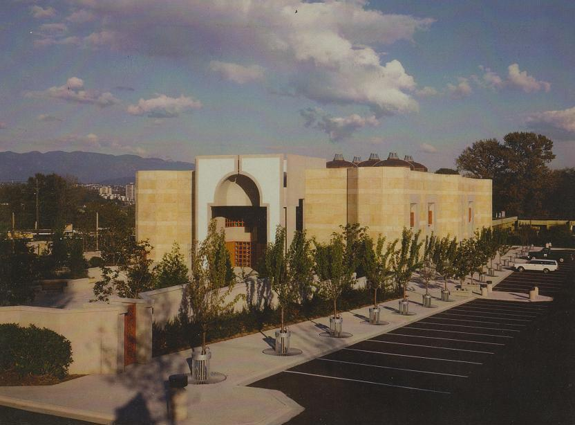 The Ismaili Jamatkhana and Centre, Burnaby « Simerg – Insights from