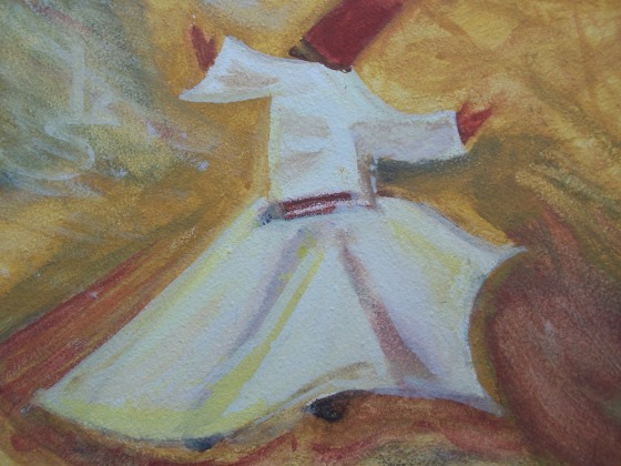 Sunny Sultani: Whirling Sufi