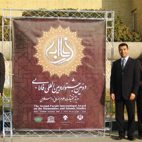 Shafique Virani, recipient of the Farabi International Award for his scholarly work on the Ismailis. Photo: © Munk Center