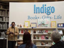 Aly Sunderji wants to start a society of Ismaili poets from diverse backgrounds