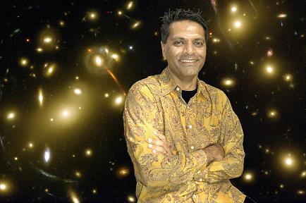 Professor Arif Babul studies the physics of the cosmos which asks - how did the universe begin? When – or for that matter will – it end? Answering questions about our very existence is often at the heart Dr. Babul's mind.