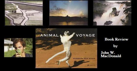 "Some Images from ""Animal Voyage"" by Hussain Aga Khan"