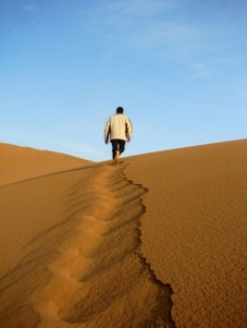 Afflictions of Desert Travel