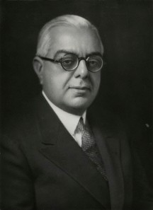 Sir Sultan Muhammad Shah, Aga Khan III, led the Ismaili community as their Imam for 72 years. Photo: Copyright, The National Portrait Gallery, London