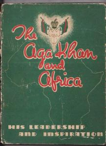 Aga Khan III and Africa Souvenir Issue