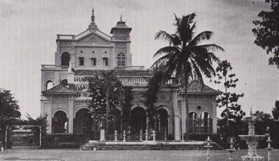 Yerawada (or Aga Khan) Palace, now the Gandhi Memorial, was built by the 48th Ismaili Imam to provide a means of livelihood to the famine stricken people in Pune. Historically, the palace holds great significance. Mahatma Gandhi, his wife Kasturba Gandhi and his secretary Mahadev Desai were interned in the palace from 9 August 1942 to 6 May 1944.  In 1969, the current 49th Ismaili Imam, Prince Karim Aga Khan, donated the Palace to the Indian people as a mark of respect to Gandhi and his philosophy. Today, the palace houses a memorial on Gandhi where his ashes were kept.