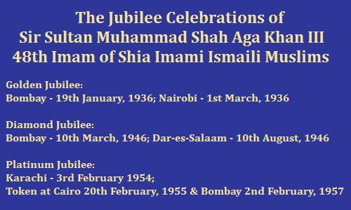 Sir Sultan Muhammad Shah Aga Khan Iii Ismailis Celebrated Longest