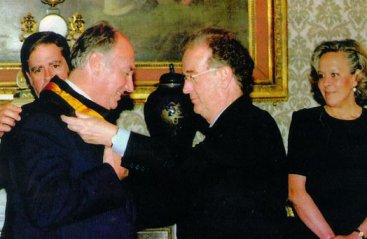 Part I – Worldwide Honours For Prince Karim Aga Khan Underline