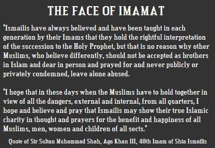 Sir Sultan Muhammad Shah, Aga Khan III: The Face of Imamat