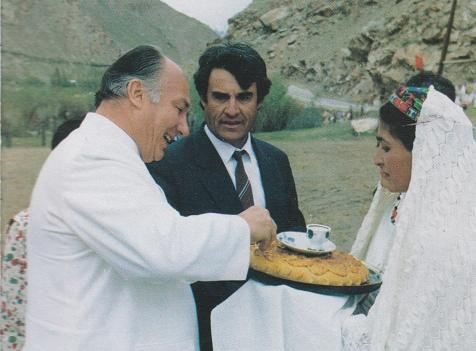 His Highness the Aga Khan's First Historic Visit to Badakhshan