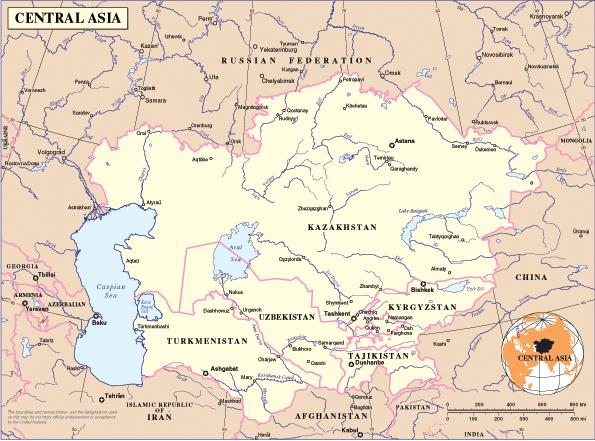 Shia Ismaili Tradition in Central Asia  Evolution Continuities