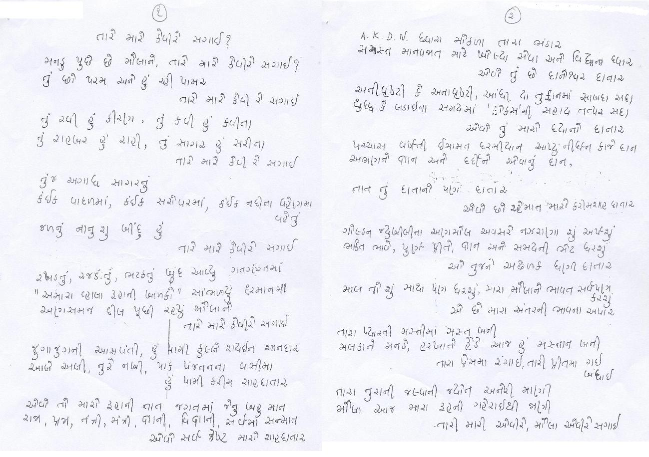 Summer season essay in gujarati language