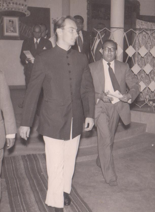 ab0860e1e1 Memories of Kenya  Vintage Photos of Imam Sultan Muhammad Shah and ...