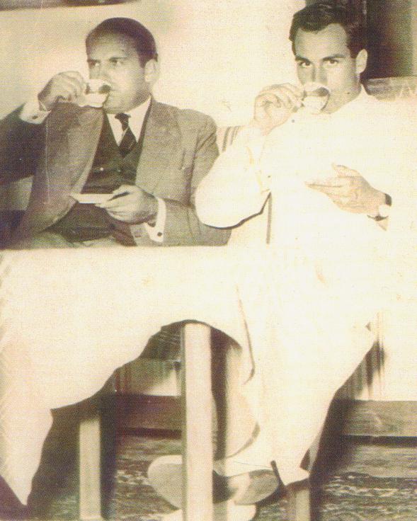 Aga Khan Hazar Imam visits Pemba in 1957