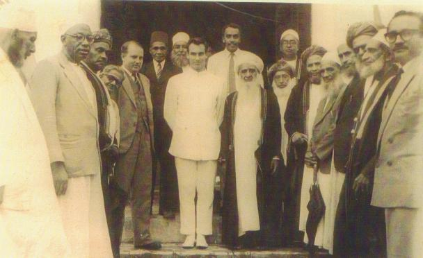 Aga Khan in Pemba