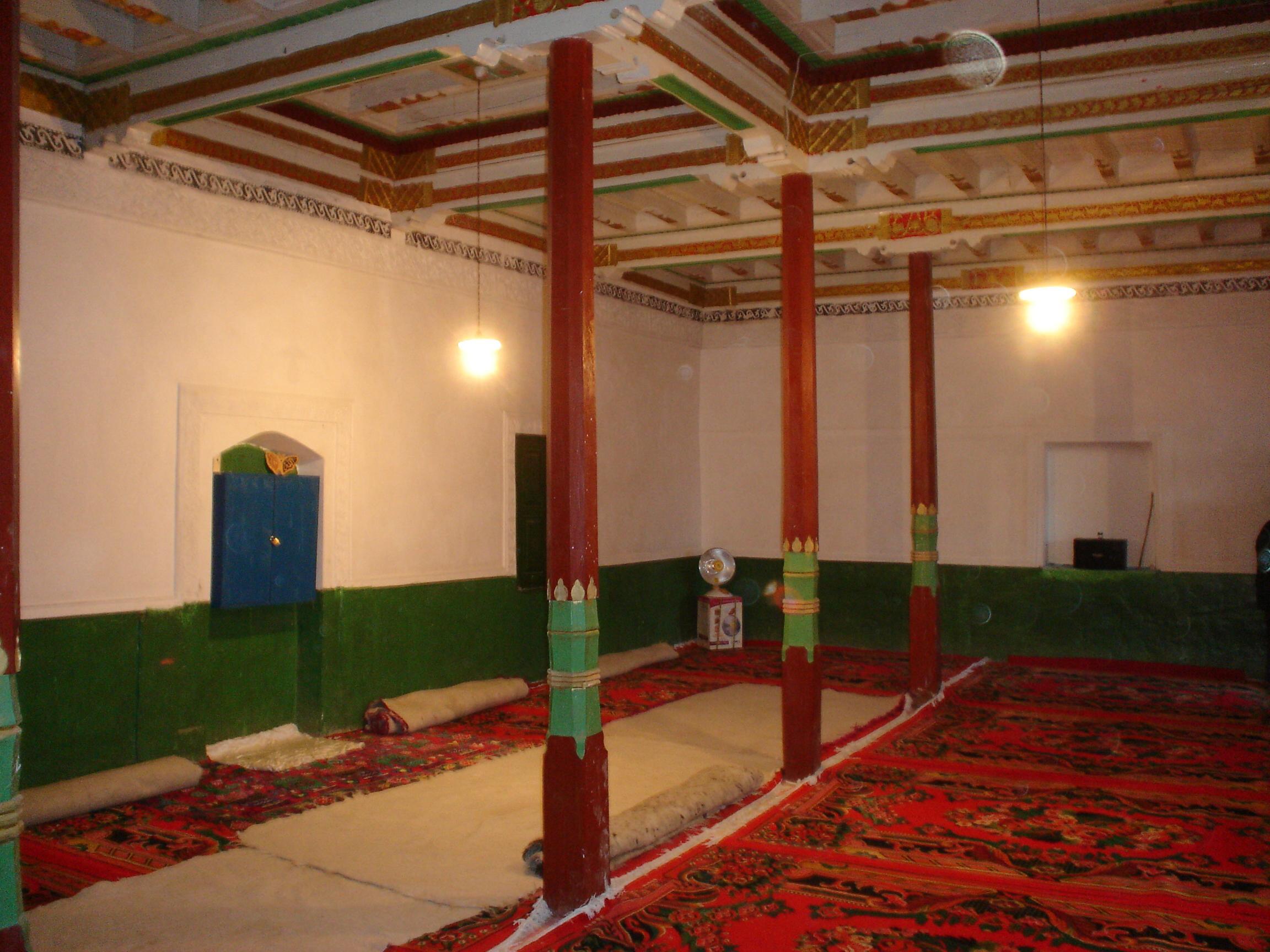 A Jamatkhana in Tashkorgan, China « Simerg – Insights from Around