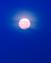 Supermoon over Toronto, night of March 19, 2011. Photo by Jim Bowie. Copyright.