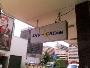 The Sno Cream