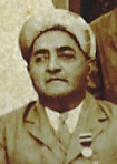 Pir Sabzali (1871 - 1938) - bestowed with the title of a Pir by Imam Sultan Mahomed Shah Aga Khan.