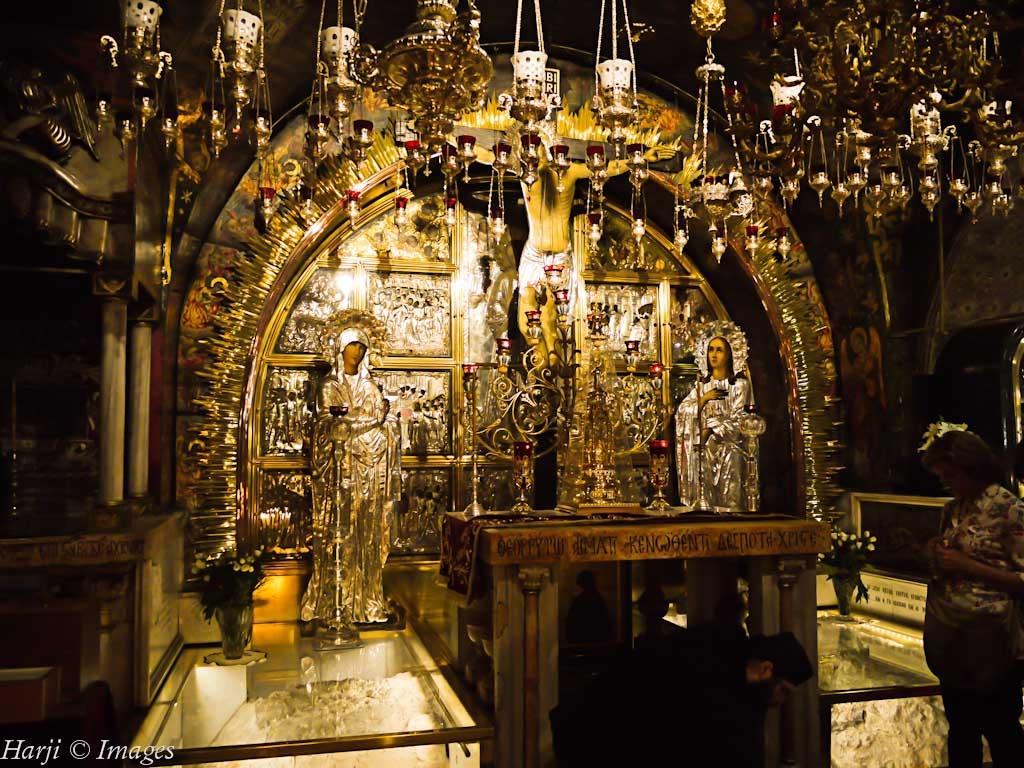 essay on sepulchres Holy land pilgrimage: following the footsteps of jesus (photo essay)   located in the cavalry is the church of the holy sepulchre, possibly.