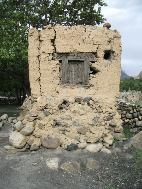 The historic Farmon Khona in Shimshal