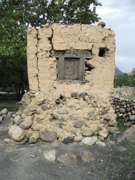 The historic Farmon Khona in Shimshal