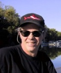 Michael Wolfe - author, poet and producer of award winning books and documentaries. Photo and profile credit: Wikipedia.