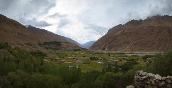 Shimshal Valley in summer. Photo: Wikipedia.