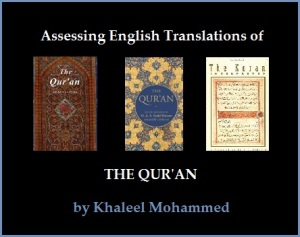 Assessing Qur'an translations