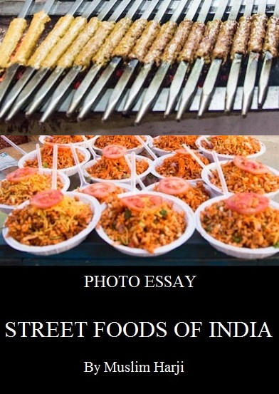 Please click for Street Foods of India