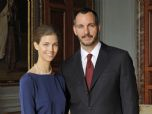 Prince Rahim Aga Khan and his fiance Ms. Kendra Spears