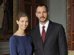 Prince Rahim Aga Khan and his fiance Ms. Kendra Spears