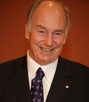 His Highness the Aga Khan. Photo: John MacDonald. ©