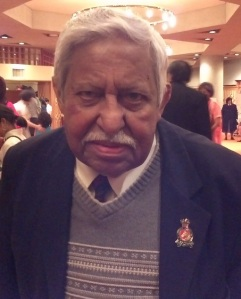 Rajabali Mecklai of Vancouver - the Ismaili volunteer who has inspired this series to commemorate Simerg's 4th anniversary