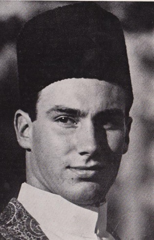 His Highness the Aga Khan, 49th Imam of Shia Imami Ismaili Muslims, will complete his 56 years of Imamat on July 11, 2013. He is seen above on October 19, 1957 at the Takht Nashini celebrations in Dar-es-Salaam, Tanzania, shortly after he became Imam at the age of 21. Please click for Munajat reading. Photo Credit: Ilm Magazine, July 1977.