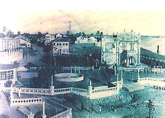 Daman Historical Photo
