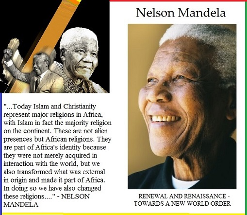 Please click on image for Nelson Mandela's article.