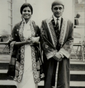 Ameer and Zeenat Janmohamed
