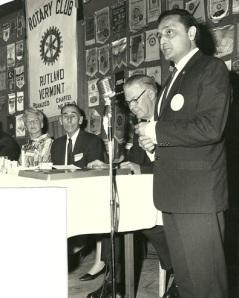Ameer Janmohamed Rotarian