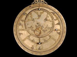 Astrolabe. Credit: Aga Khan Museum Collection