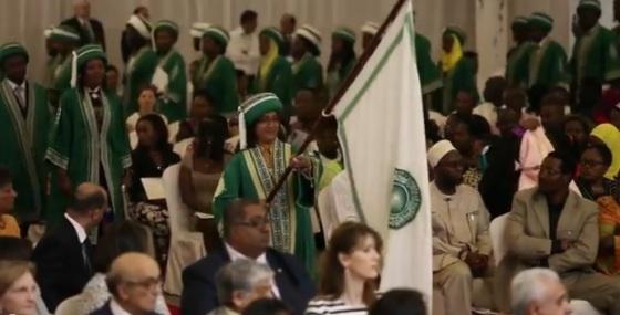 Dar-es-Salaam Procession