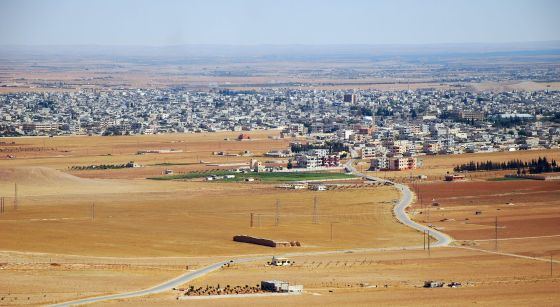 A view of Salamiyah. Photo: Wikipedia.