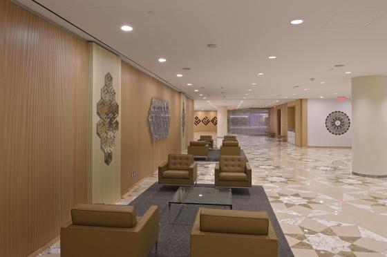 Ismaili Centre Tooronto Foyer