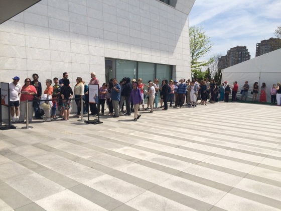 May 24th 2015, Toronto's 16th Annual Doors Open. The Aga Khan Museum.  Photo: Malik Merchant / Simerg. Copyright
