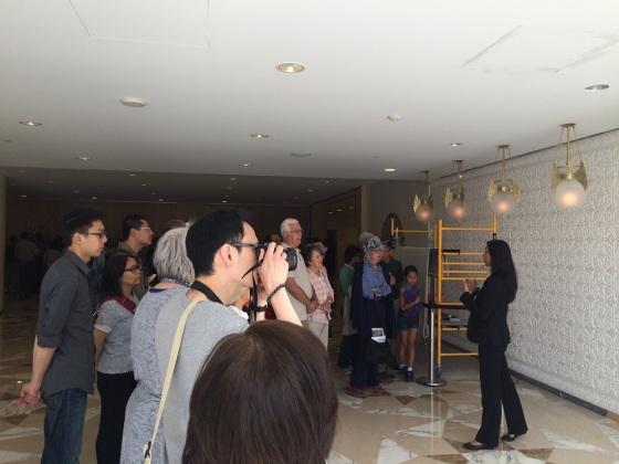 May 24th 2015 - Toronto's 16th Annual Doors Open. The Ismaili Centre. Photo: Malik Merchant/Simerg. Copyright.