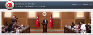 Ministry of Foreign Affairs Turkey