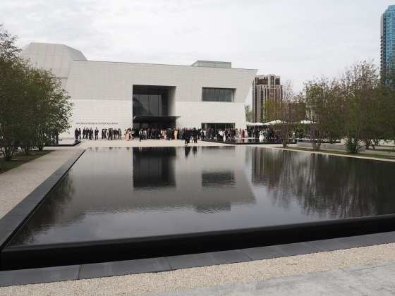 The Aga Khan Museum became the venue for a special reception for guests who attended the opening of the Aga Khan Museum on May 25, 2015. Photo: Simerg/Malik Merchant. Copyright.